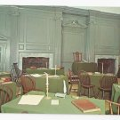 Philadelphia Pa Independence Hall Assembly Room