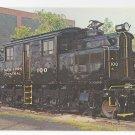 Train Railroad Postcard New York Central 100 S-1 Electric