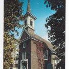 Old Swedes Church Philadelphia PA Vintage Postcard