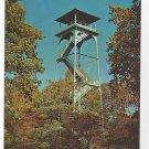 Valley Forge PA Observation Tower Vintage Postcard