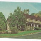Valley Forge PA Bake House Vintage Postcard National Park