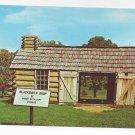 Valley Forge PA Blacksmith Shop Vintage Postcard