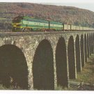 Train Train Erie Limited crossing Starrucca Viaduct Susquehanna PA