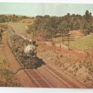 Train Boston & Albany 600 Hudson Steam Locomotive Vintage RR Postcard