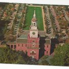 Philadelphia PA Independence Hall Aerial View Mike Roberts