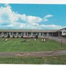 Alexandria Bay NY Rock Ledge Motel Chrome Postcard