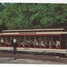 Streetcar Trolley Postcard Baltimore Museum Riverview Park Open Car 1164