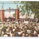 Toronto Canadian National Exhibition Dufferin Entrance 1929