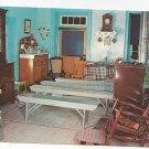 Amish Farm House Front Room Rte 30 PA Lancaster PA Vintage Postcard