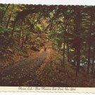 Bear Mountain Inn State Park NY Hessian Lake Trail Postcard 4X6