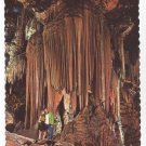 Luray Caverns VA Saracen's Tent Stalagmites c 1970s Postcard 4X6