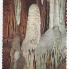 Luray Caverns VA Frozen Fountain c 1970s Postcard 4X6