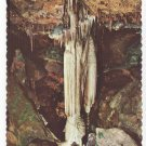 Luray Caverns VA Specter Column c 1970s Postcard 4X6