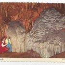 Luray Caverns VA Color Cascades c 1970s Postcard 4X6