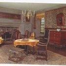 Winterthur Museum Wilmington DE Interior Flock Room 4X6 Postcard
