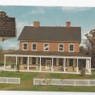 Lancaster PA Rock Ford Home of Revolutionary War General Hand Vintage Postcard