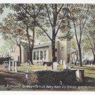 VA Richmond St Johns Church Patrick Henry Vintage Postcard