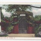 VA Mt Vernon Washingtons Tomb Vintage 1918 Postcard