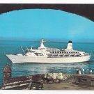 Cruise Ship Sun Princess Vintage Postcard 4X6