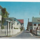 MA Provincetown Gosnold Street Vintage 1959 Postcard