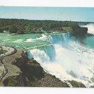 NY Nigara Falls American Falls Vintage 1973 Postcard