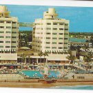 FL Miami Beach Sherry Frontenac Hotel Vintage Postcard