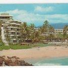 HI Sheraton Maui Hotel Kaanapali Beach Vintage 1970 Postcard