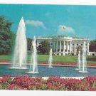 Washington DC White House Vintage 1964 Postcard