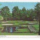 NC Golf Pinehurst Southern Pines North Carolina Vintage Postcard 4X6