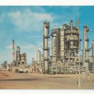 DE Delaware City Tidewater Oil Co Plant Refinery Industry Postcard