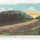 CO La Veta Pass Culebra Range Vintage 1943 Postcard San Luis Valley
