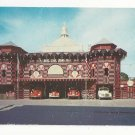 Firehouse Ponce Puerto Rico Vintage Postcard