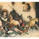 Playmates Boys Sheep Gaetano Chiericci Haussner's Restaurant Baltimore MD Art