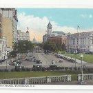 Washington DC Pennsylvania Avenue Vtg Postcard
