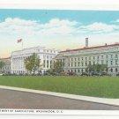 Washington DC U.S. Department of Agriculture Vtg Postcard