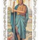 Altar Screen St John Baptist Forerunner Orthodox Church Vtg Art Postcard