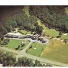 NC Chapel Hill University Motel Motor Inn Slugs at the Pines Restaurant Postcard