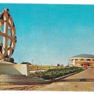 WI Greek Orthodox Church Annunciation Frank Lloyd Wright Milwaukee Vtg Postcard