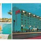 Plaza International Hotel Tucson Arizona Bathing Beauty Vtg Postcard