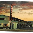San Francisco CA Town House Motel Sunset Vintage Postard