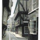 UK The Shambles York England Vtg Postcard 4X6