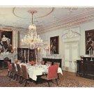 DuPont Estate Nemours Dining Room Wilmington DE Vtg Postcard