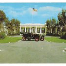 Hypoluxo Florida James Melton Autorama 1911 Oldsmobile Limited Postcard