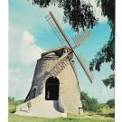 Virgin Islands St Croix Whim Sugar Mill Vtg Postcard