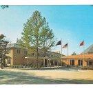 VA Williamsburg Lodge Vtg Hotel Motel Postcard