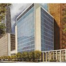 Chicago American Hospital Association Headquarters Building Vtg Postcard