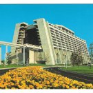 Walt Disney World Contemporary Resort Vintage Postcard FL