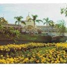 Walt Disney World Crystal Palace Restaurant Vintage Postcard FL