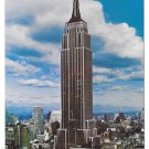 Empire State Building NYC Vtg Mike Roberts Postcard New York