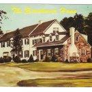 Gettysburg Eisenhower Home Vintage Mike Roberts Postcard